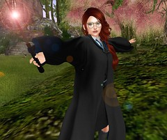 Ember - Mischief Managed (Mika Ghostraven (Mikazuki Nerido)) Tags: magic magical wizard harrypotter hogwarts mischiefmanaged roleplay fantasy fateplay magika