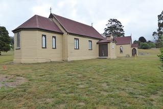 Kirche Meander - St Saviour's Anglican Church