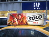 Solo Star Wars Movie Poster Taxi Cab Ad Fin 2145 (Brechtbug) Tags: solo a star wars movie poster taxi cab ad fin alden ehrenreich han donald glover lando calrissian joonas suotamo chewbacca woody harrelson tobias beckett may 2018 new york city portrait portraits eight story space opera film science fiction scifi robot metal man adventure galactic prototype design metropolis standee nyc billboard billboards posters 7th ave 42nd street ads advertisement advertisements 05162018 st avenue