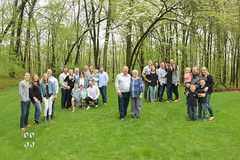 MAY_8550 (scaifesara) Tags: large group family portraits outdoor mothers day generations michigan spring
