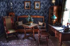 Old Swedish home (Aránzazu Vel) Tags: stockholm skansen museum interiors home livingroom scandinavia sverige sweden suecia svezia estocolmo house