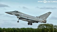 Eurofighter Typhoon FGR4 ZK362 '362'