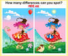 How many differences can you spot (KidsAge) Tags: findthedifferences findthedifference spotthedifference puzzleoftheday puzzlegame spotthedifferences difference puzzle puzzles solvepuzzle kidsage kidsagepuzzle