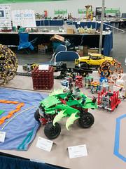 Bricks Cascade 2018 Technic 26 (Bill Ward's Brickpile) Tags: brickscascade brickscascade2018 lego convention legoconvention legoevents legomodels moc