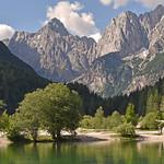 Slovenia - Kranjska Gora - Lake Jasna thumbnail