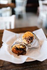 Bulgogi Burrito (Spencer Pernikoff) Tags: food stlouis nikon d750 sigma 35mm 3514 korean mexican burrito