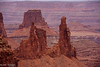 Under the Arch (ThoughtSusan) Tags: utah canyonlandsnationalpark islandinthesky mesaarch