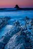 rock (aingerubidaurreta) Tags: water waves winter rocks redsky ocean sky sea sunset surf beach bizkaia basquecountry beautiful paisaje paysbasque paradise plage playa euskadi euskalherria europe colors blueocean basque