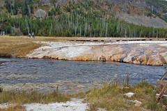 Runoff, Iron Spring Creek (skyhawkpc) Tags: runoff ironspringcreek blacksandbasin copyright allrightsreserved wy wyoming gverver 2017 yellowstone nationalpark