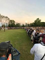 Anzac Day, Darwin, 25/04/2018