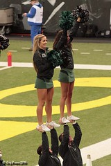 Go Ducks (C.P. Kirkie) Tags: oregonducks oregoncheer universityoforegoncheerleading universityoforegon oregon autzenstadium cheer cheerleader cheerstunt eugene frosh