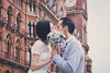 Our day (Blue Changhui Lee) Tags: day photography celebration couple camden town hall london registration love romance marble staircase st pancras building people