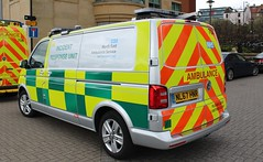 NL67 HNP (Ben Hopson) Tags: north east ambulance service neas volkswagen vw incident iru response unit vehicle irv hart hazardous area team double ligthbar emergency 999 major hazmat chemical biological firearms rtc confined space working height newcastle quayside new 2017 nl67 hnp nl67hnp