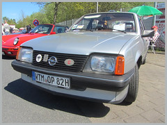 Opel Ascona C, 1.3 (v8dub) Tags: opel ascona c 1 3 allemagne deutschland germany german niedersachsen debstedt pkw voiture car wagen worldcars auto automobile automotive youngtimer old oldtimer oldcar klassik classic collector gm