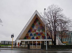 Transitional Cathedral (mirsasha) Tags: 2018 april newzealand christchurch canterbury nz