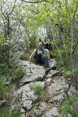 Discesina tecnica (Luca Rodriguez) Tags: capriglia gabberi lucarodriguez apuane alpiapuane montagna mountain trekking hiking toscana tuscany versilia santannadistazzema