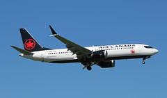 C-FSDQ Boeing 737-8 MAX Air Canada (R.K.C. Photography) Tags: cfsdq boeing 7378max b737 aircanada ac aca aircraft airliners aviation london england unitedkingdom uk londonheathrowairport lhr egll canoneos100d