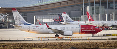 LN-NHA Norwegian Air Shuttle Boeing 737-8JP(WL) (KnutHSolberg) Tags: aviation boeing737800 boeing7378jpwl div engm fly gardermoen kjøretøy lnnha luftfart norwegian osl oslolufthavngardermoen sas scandinavianairlines akershus norway