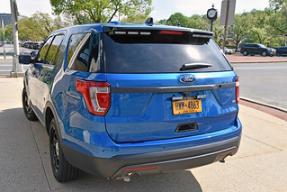 Westchester County Car - 2017 Ford Explorer Police Interceptor Utility - 050918 3