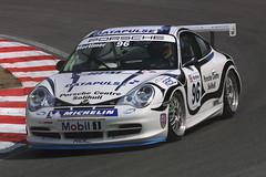 Alex Mortimer - Team RPM - Porsche GT3 Cup (Boris1964) Tags: 2005 porschecarreracupgb brandshatch