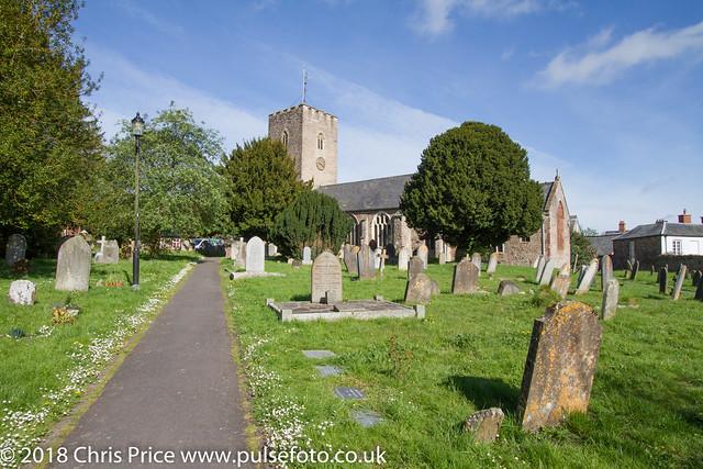 St Michael & All Angels, Bampton, Devon
