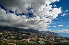 FromTheTop (Jo Tsep) Tags: madeira nikon d800 nikkor 20mm landscape portugal caldera balconi sea cloud nuage vue point nice blue nikonflickraward
