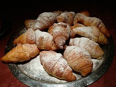 Icy Sugar Croissants (:Dex) Tags: croissant pastry bread food yummy italy