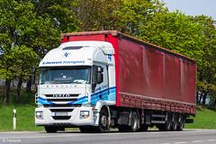 Iveco Stralis AT II (UA) (almostkenny) Tags: lkw truck camion ciężarówka ua ukraine ao ao0927ch lauwentransport ex iveco stralis stralisii at activetime