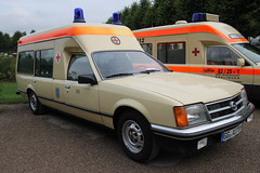 Opel Commodore (1981-1982) ambulance (Mc Steff) Tags: opel commodore 1981 1982 ambulance krankenwagen classicgalaschwetzingen2017