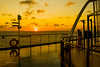 Sunset Moment (幻影留梦) Tags: carnival magic cruise ship port canaveral orlando florida recreation fun ocean sea vacation serenity mexico belize city roatan honduras mahogany bay gulf island caribbean blue sky cloud water sun