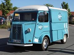 HY (Schwanzus_Longus) Tags: delmenhorst vehicle german germany french france old classic vintage panel van food truck citroen type h hy citroën