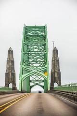 Yaquina Bay Bridge (Thomas Hawk) Tags: america newport oregon oregoncoast usa unitedstates unitedstatesofamerica yaquinabaybridge bridge us fav10 fav25 fav50