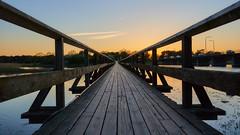 Bridge (Cajofavi) Tags: fs180513 symmetri fotosondag bro bridge water sky symmetric svinö