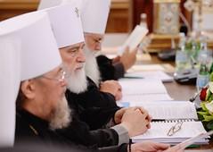 10. Заседание Священного Синода РПЦ 14.05.2018