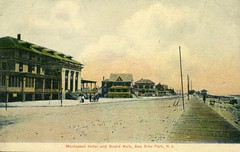 1757 (Ebenezer Maxwell Mansion) Tags: asbury park new jersey water sea postcards 1900s