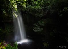 Glencar Waterfall (Szabo Peter) Tags: szabo magyarok ireland sligo waterfall glencar longexposure canon canon6d canon1635mm wideangle ultrawide lee leefilter