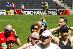 IMG_2054 (Roger Brown (General)) Tags: 2018 mk marathon half superhero fun run took place 7th may start from outside stadiummk 1030 for main races straight after all finishing inside stadium approx 3210 runners 1670 male 1540 canon 7d sigma 18250 roger brown