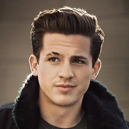 Charlie Puth fan photo