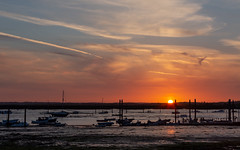 Soon to be gone... (Dan Elms Photography) Tags: marina sun coast coastal boats marine uk england mersea westmersea merseaisland talldan76 dan elms danelms danelmsphotography