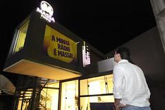 Inauguração Rádio Massa FM - Assis Chateubriand