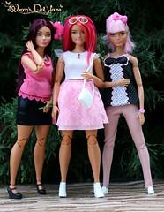 M2M (wixanawiggova) Tags: barbie doll dolls m2m madetomove mattel customdoll jointeddoll