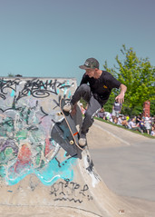 Off the Wall (KT Photography.) Tags: medway onfocus teamextreme freestyle extreme event skateboard skate skatepark bmx bike localevent kent sports rainham england unitedkingdom gb