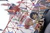 DSCF2398 (HomuHomu_Follower) Tags: cupoche kotobukiya コトブキヤ キューポッシュ 黏土人 口袋人 nendoroid ねんどろいど toy figure フィギュア fujifilm goodsmile madoka homura
