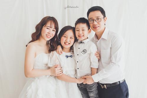 Dan & Sang family