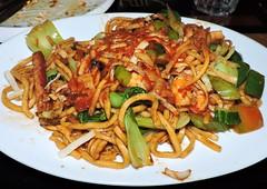 Shanghai noodles (Will S.) Tags: mypics shanghairestaurant chinese restaurant shanghai ottawa ontario canada dumplings noodles