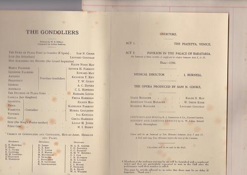 1924: Jan Programme 2