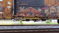 IMG_3157 (jumpsoner) Tags: freights freightculture freightgraffiti foamer foamwr freghtculture railroadphotography railroad railfan benching benchingsteel benchingtrains bencher boxcars benchingfreights bgsk photography graffiti graffculture graff