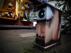 28.04.2018 Stromkasten Graffiti (FotoTrenz NRW) Tags: stromkasten graffiti nase auge nasenauge painting streetart duisburg nrw saariysqualitypicturesgallery
