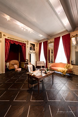 Majestic d'Hane Steenhuyse VI (Alec Lux) Tags: 19th architecture building century cultural culture decoration gent ghent hoteldhanesteenhuyse house indoor interior majestic museum old painting room vlaanderen belgium be