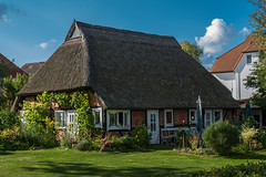 Ostsee  (32) (berndtolksdorf1) Tags: deutschland mecklenburgvorpommern zingst ostsee haus gebäude ortsansicht outdoor